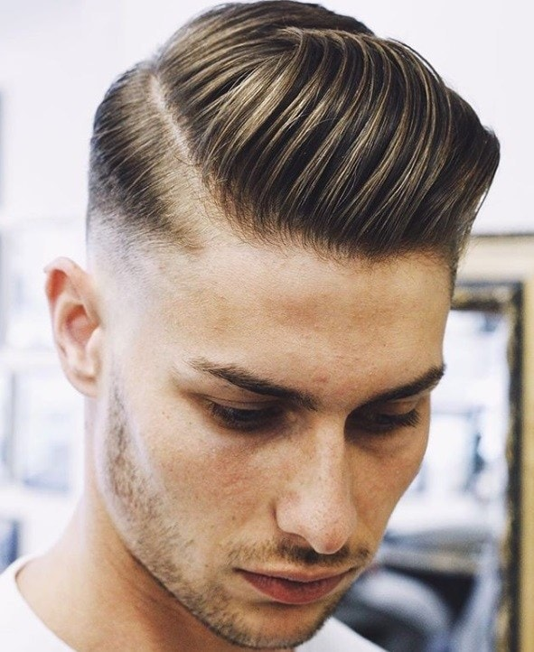25 Best Slicked Back Undercuts For Men 2020 Update