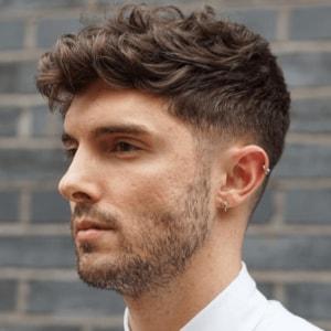 Hairstyles For Short Hair Men 2020 103