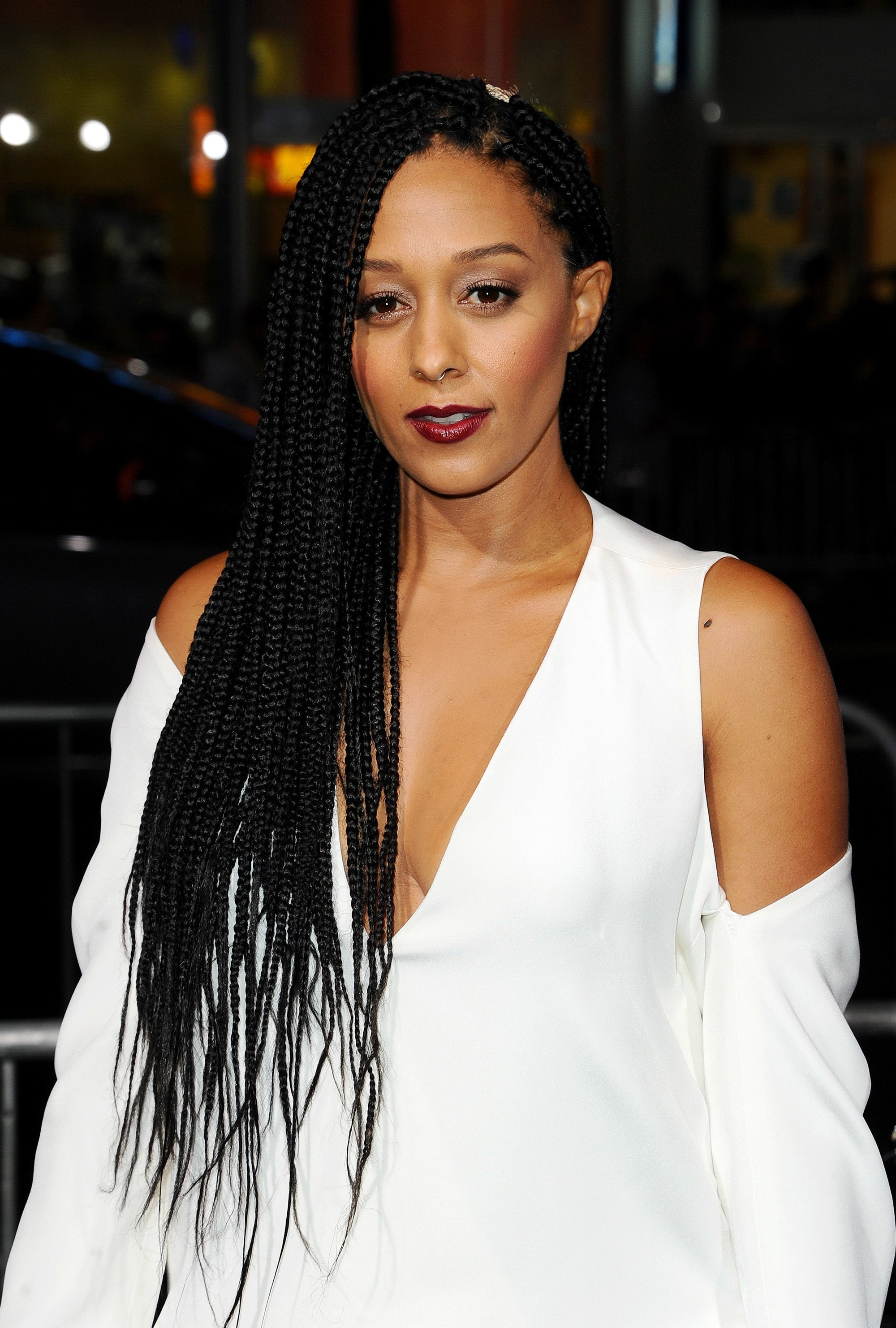 11 Celeb,Approved Ways to Rock Loose Box Braids in 2020