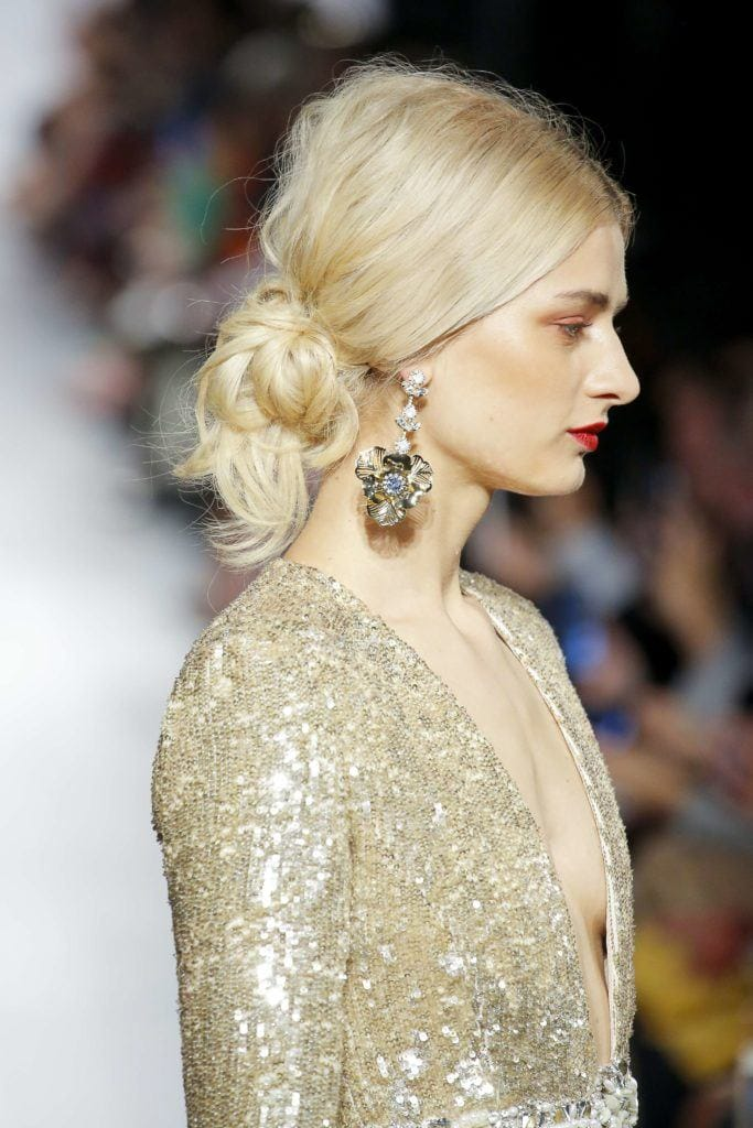 Christmas Party Hairstyles.Christmas Hairstyles To Make The Party Season Go With A Bang