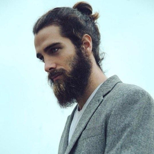 Fabulous 12 Man Bun And Beard Combos Worth Trying Schematic Wiring Diagrams Phreekkolirunnerswayorg