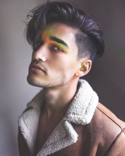 29 Popular Undercut Long Hair Looks For Men 2020 Guide