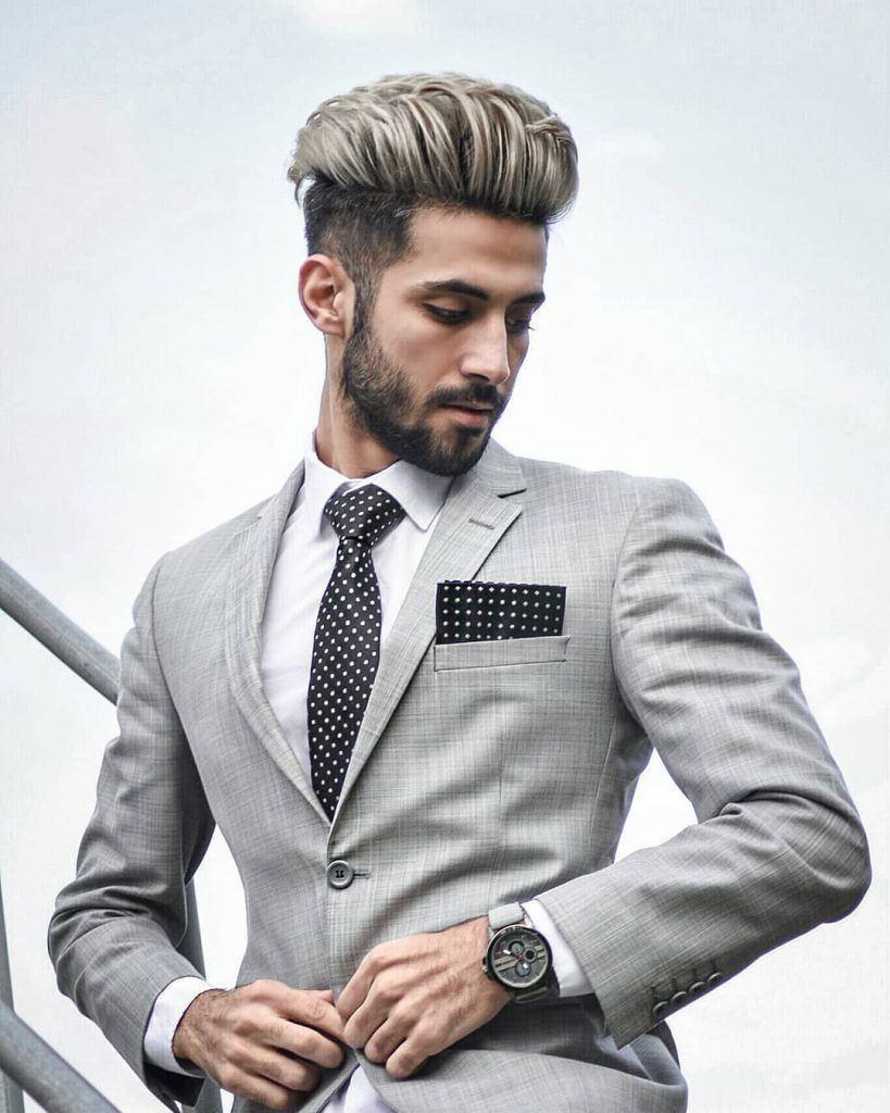 29 Popular Undercut Long Hair Looks For Men 2020 Guide