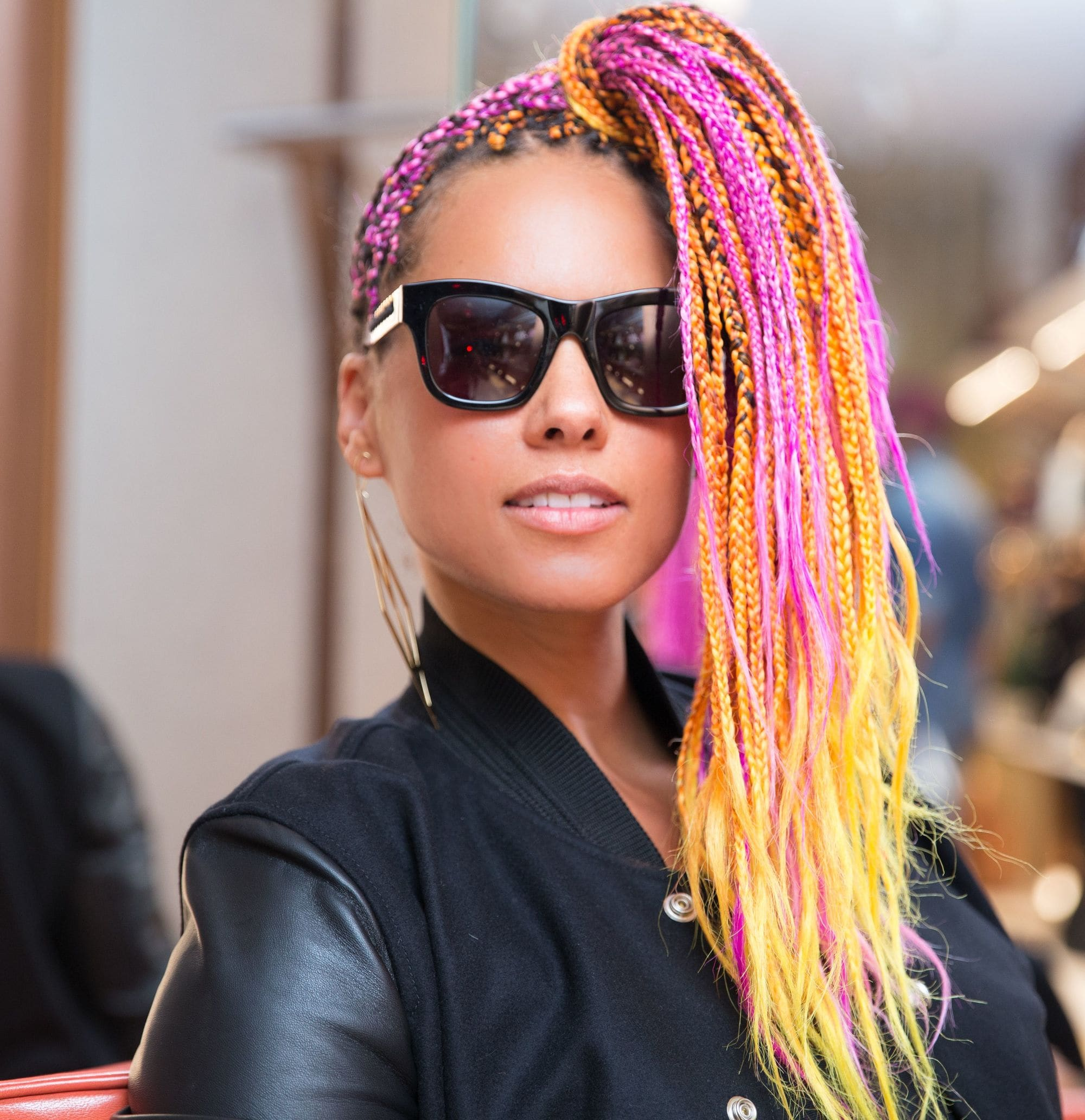 mane moments: 11 times alicia keys had us fallin' for her