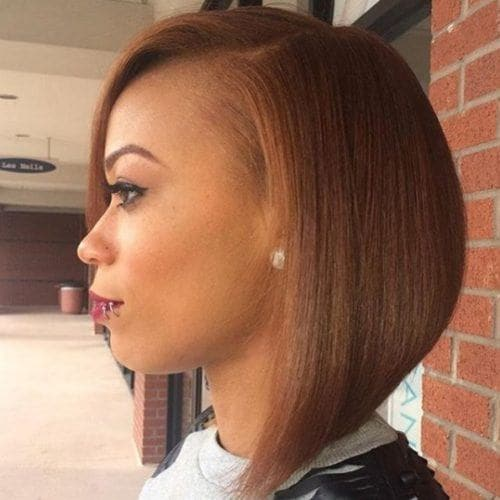 6 Short Relaxed Hair Looks From Instagram That Ll Make You Want To Go Short