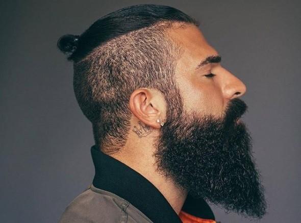 12 Best Man Bun Fade Hairstyles Men S Hairstyles Haircuts