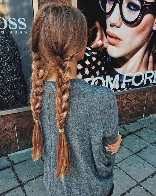 10 Best Hairstyles For Long Thin Hair All Things Hair Uk