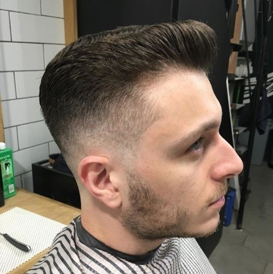Modern pomp: 5 reasons that the pompadour fade is a man's