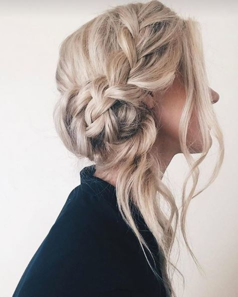 Side Bun Hairstyles 9 Inspirational Updos For Any Occasion