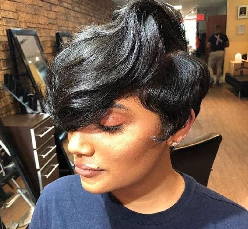 7 Best Short Weave Hairstyles In 2019