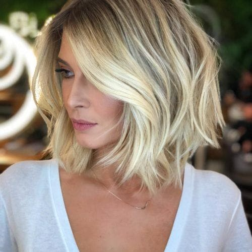 Outstanding 50 Best Short Bobs With Bangs Haircuts And Hairstyles For 2020 Natural Hairstyles Runnerswayorg