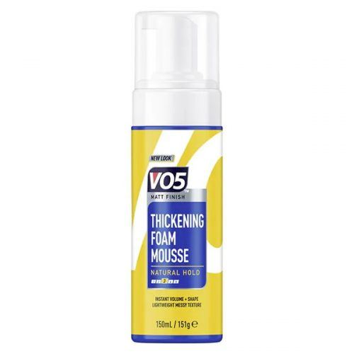 VO5 Thickening Foam Mousse