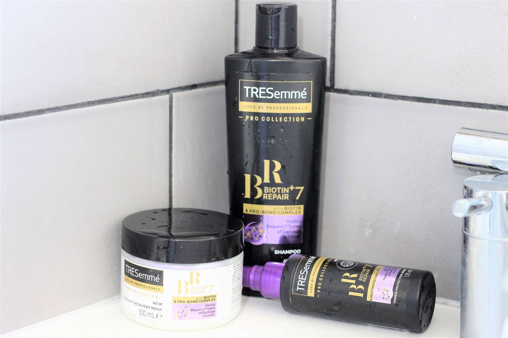 What really happened when I tried the TRESemmé Biotin+