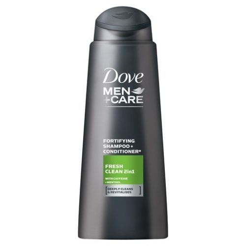 Dove Men+Care Fresh Clean 2in1 Shampoo
