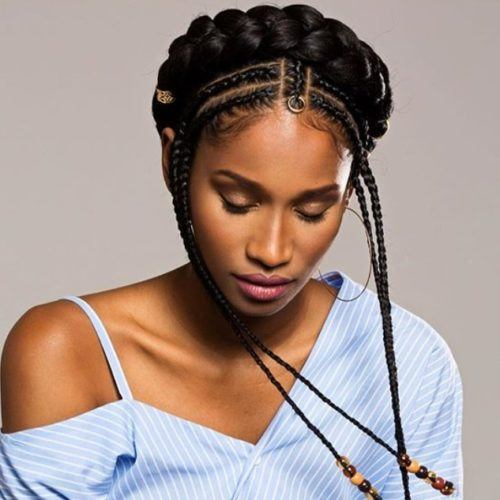 10 Cute Natural Hairstyles For Black Women For 2020 All Things Hair