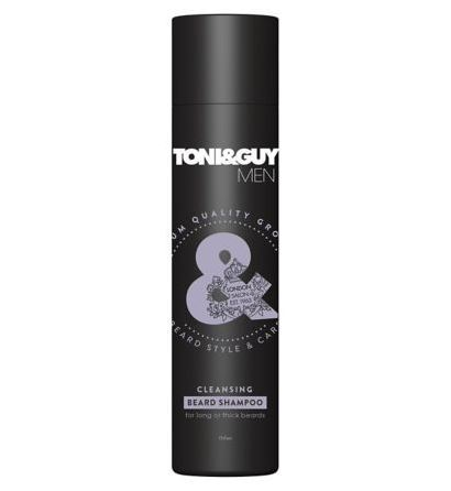 TONI&GUY Cleansing Beard Shampoo
