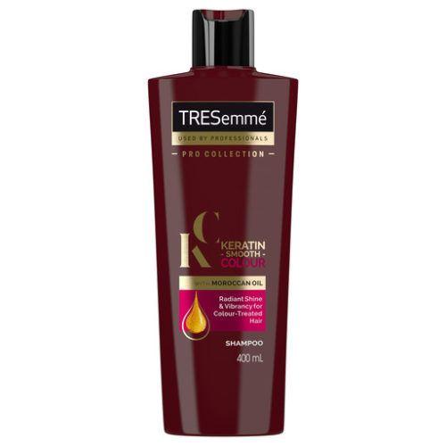 tresemme keratin smooth colour shampoo