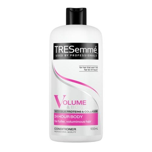 tresemme 24hour body volume and body conditioner