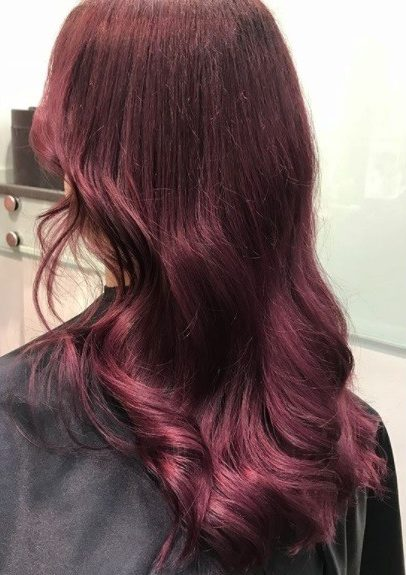 10 Best Red And Purple Hair Colour Ideas To Try In 2020