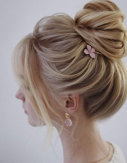 25 Wedding Updos You Ll Want To Save To Your Wedding Pinterest Boards