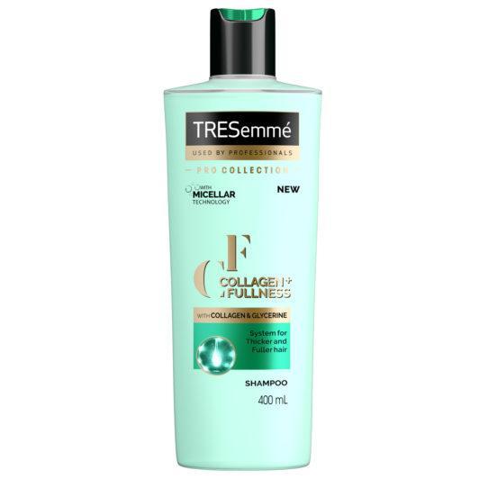 TRESemmé Collagen+ Fullness Shampoo