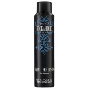 Bed Head Rockaholic Livin' The Dream Dry Shampoo
