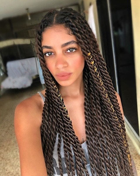 12 Trending Box Twists Hairstyles To Try Now 2021 Update