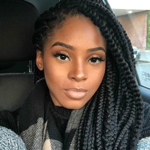 Winter Hairstyles For Black Hair