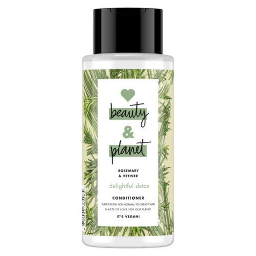 Love Beauty And Planet Delightful Detox Conditioner