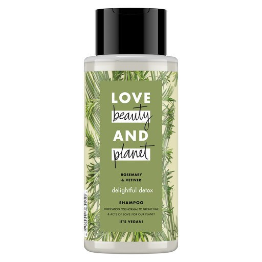 Love Beauty And Planet Delightful Detox Shampoo