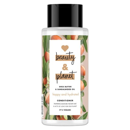 Love Beauty And Planet Happy & Hydrated Conditioner