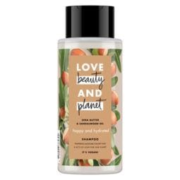 Love Beauty And Planet Happy and Hydrated Shampoo