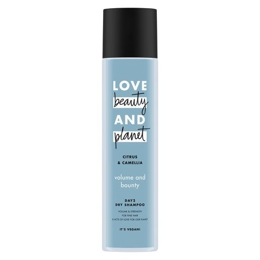 Love Beauty And Planet Volume & Bounty Dry Shampoo