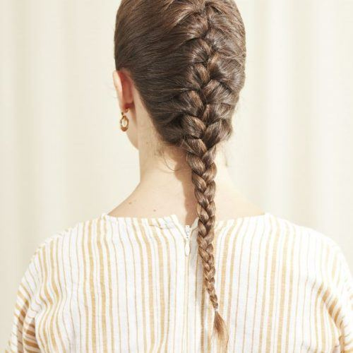 25 Seriously Easy Braids For Long Hair 2021 Update