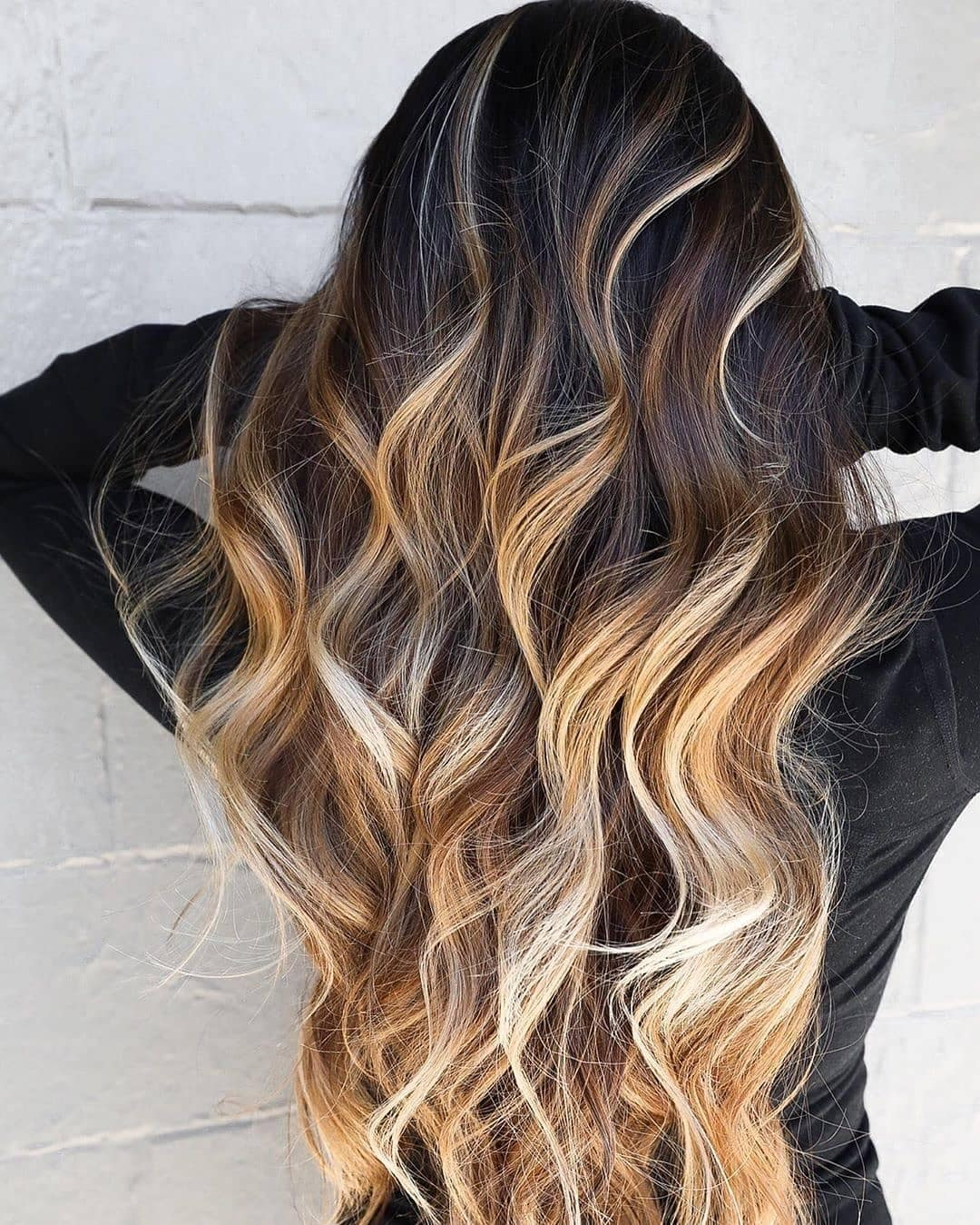 26 Best Brown Balayage Hair Colours All Things Hair