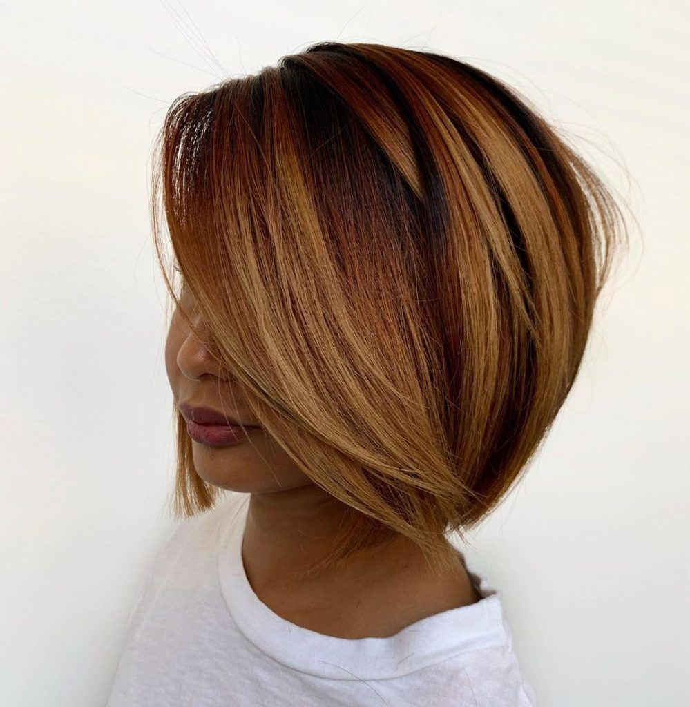 32 Layered Bob Hairstyles to Inspire Your Next Haircut in 2020