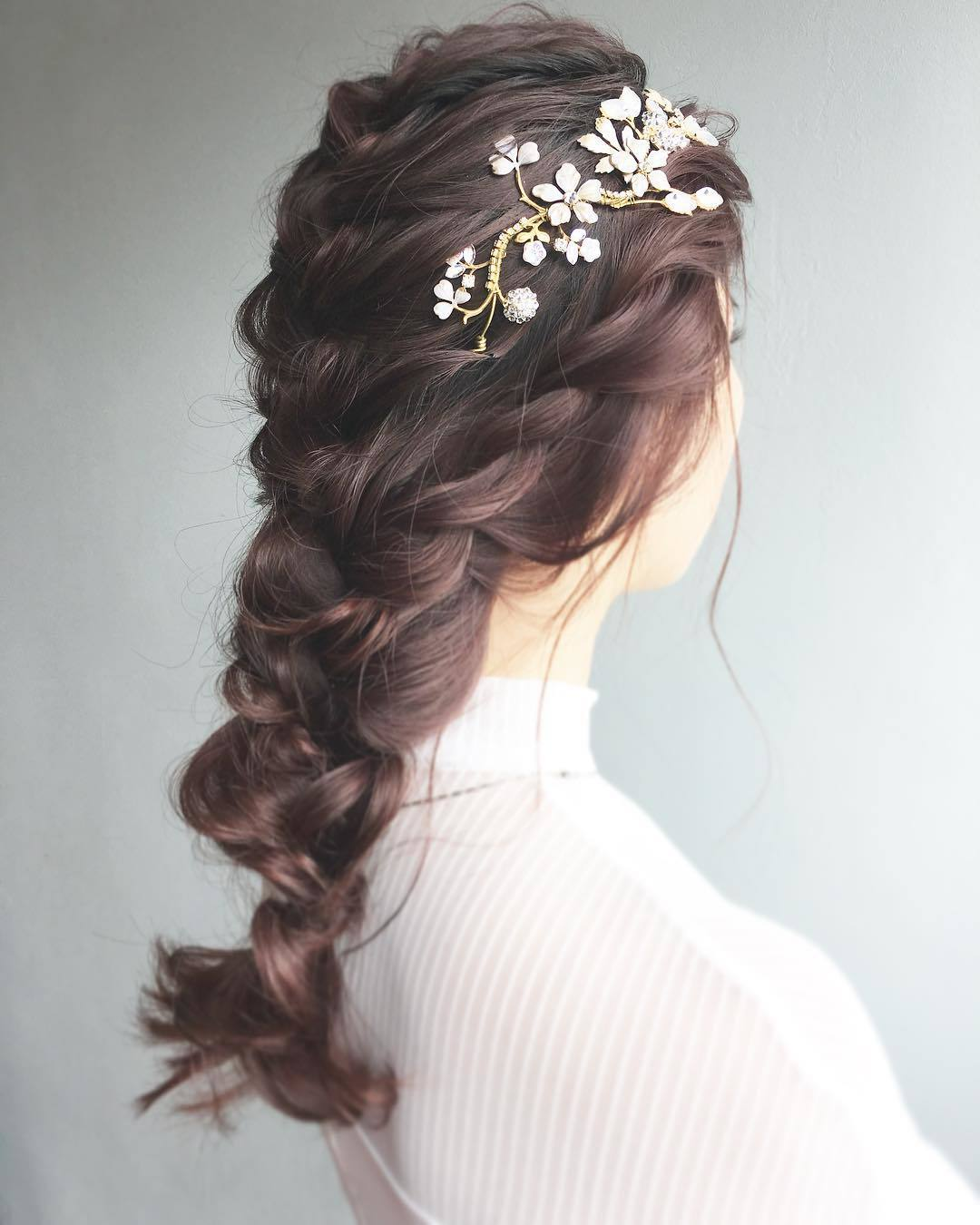 55 Stunning Wedding Hairstyles Best Bridal Hair Ideas For 2020