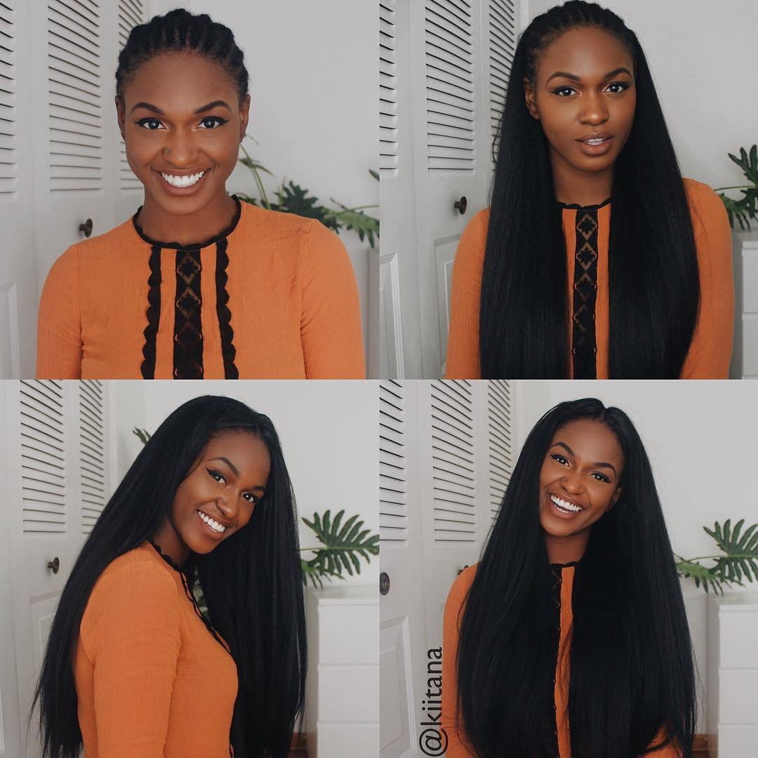 105 Best Braided Hairstyles For Black Women To Try In 2020