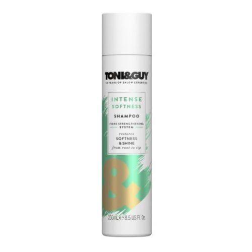 Pack shot of TONI&GUY Intense Softness Shampoo