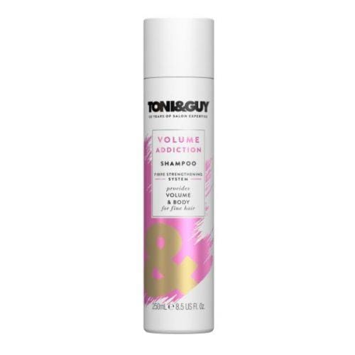 toni guy volume addiction shampoo