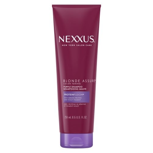 Nexxus Colour Assure Purple Shampoo
