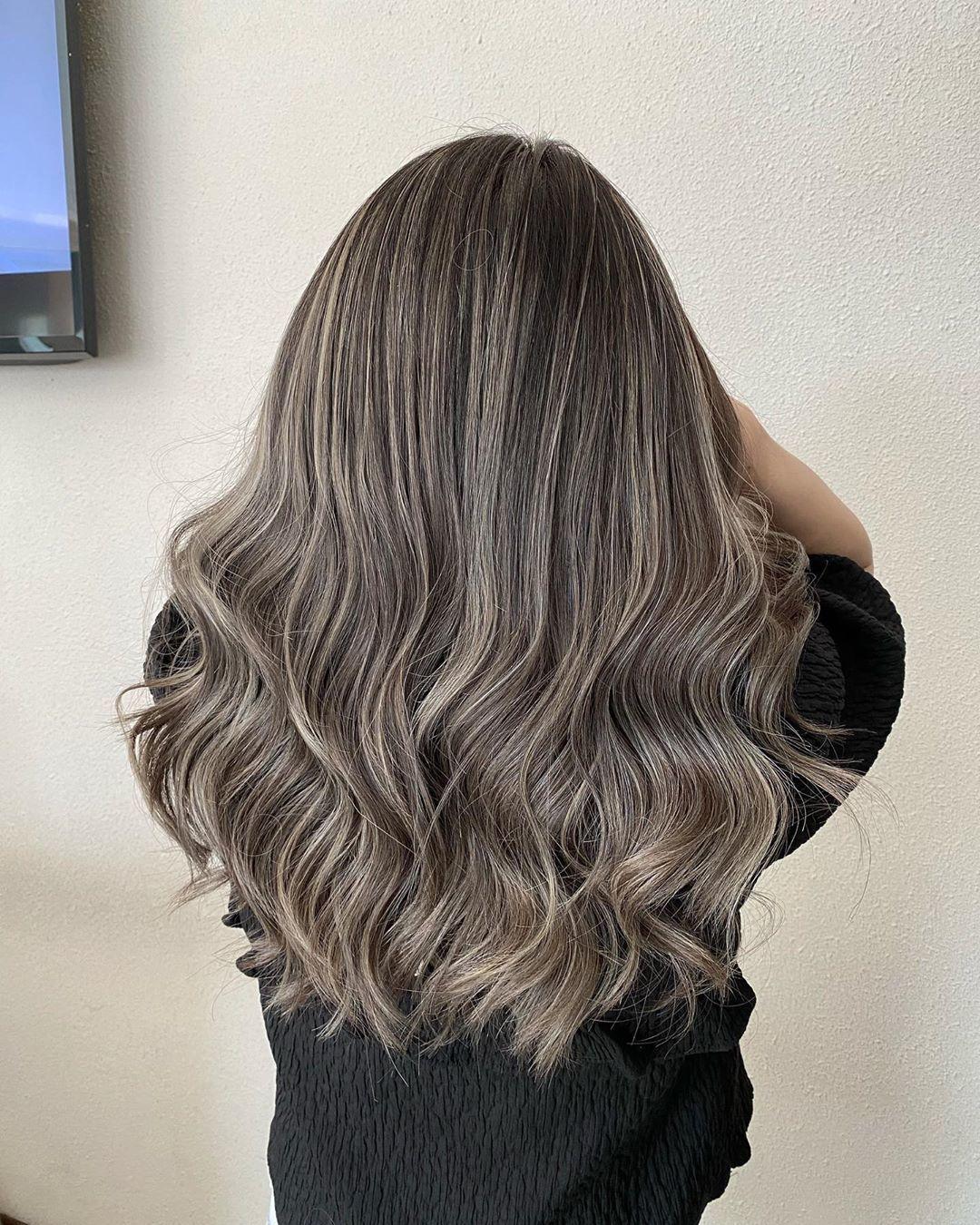 15 Stunning Ash Brown Hair Colour Ideas for 15   All Things Hair UK