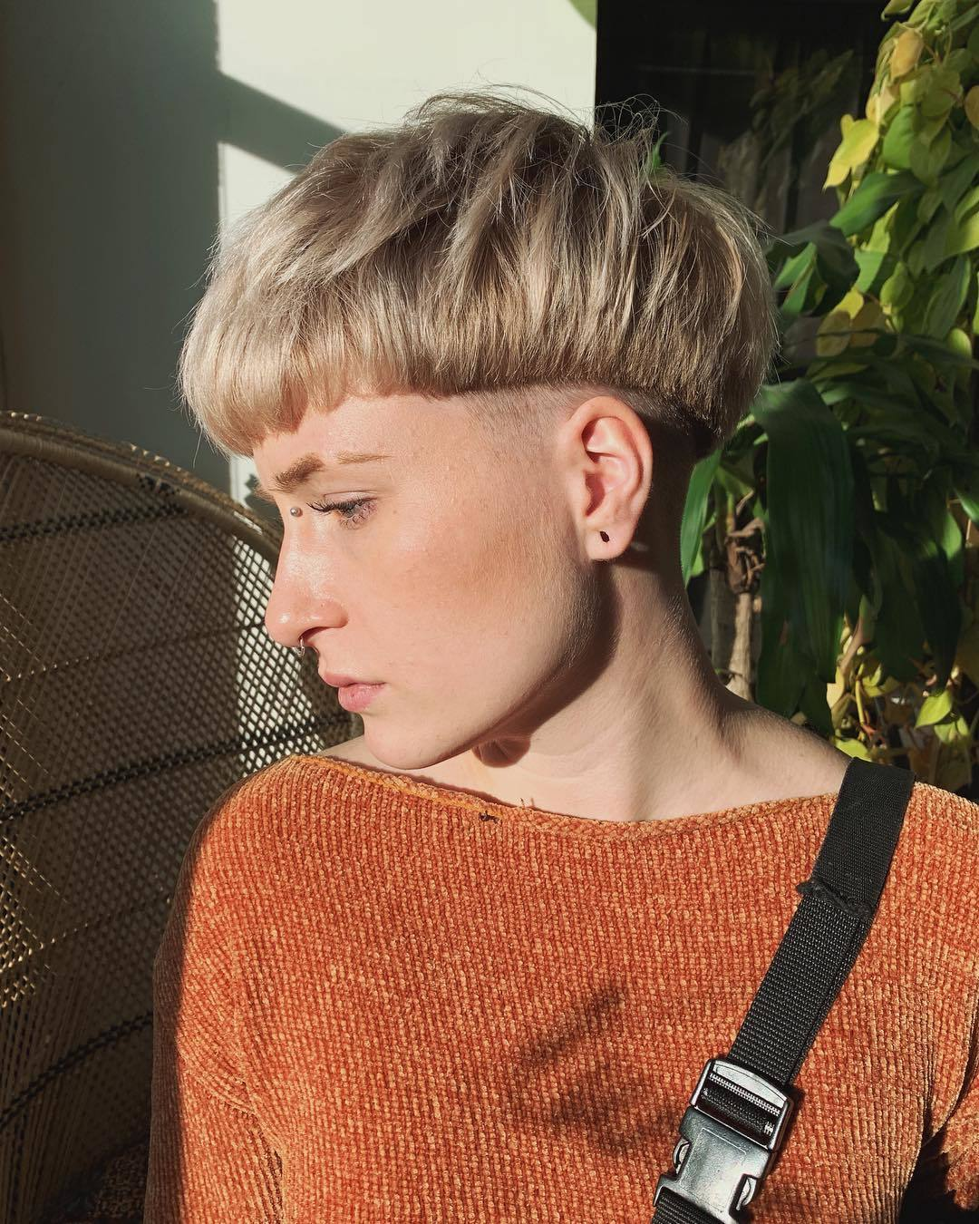 18 Best Mushroom And Bowl Cut Hairstyles For Women In 2020
