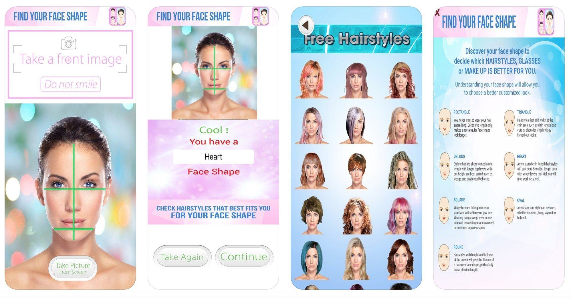 5 Virtual Hairstyle Apps to Help You Find Your Next Look  All