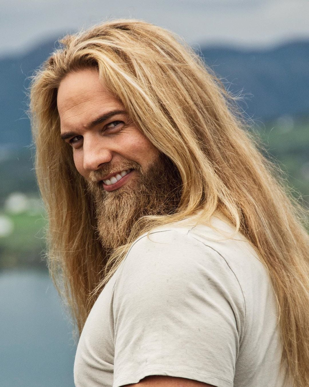 25 Men With Long Hair All The Looks You Need To Know