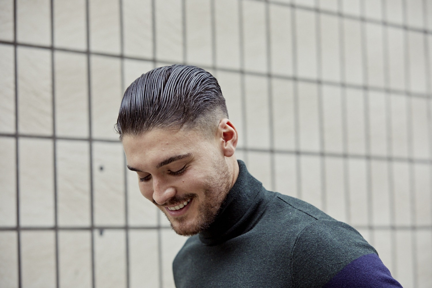 12 Best Slicked Back Undercuts for Men (12 Update)