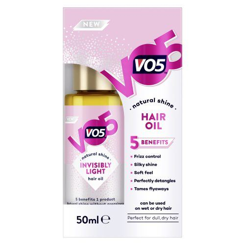 VO5 Invisibly Light Hair Oil