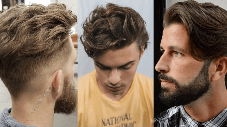 21 Cool Ways to Style Thick Wavy Hair for Men