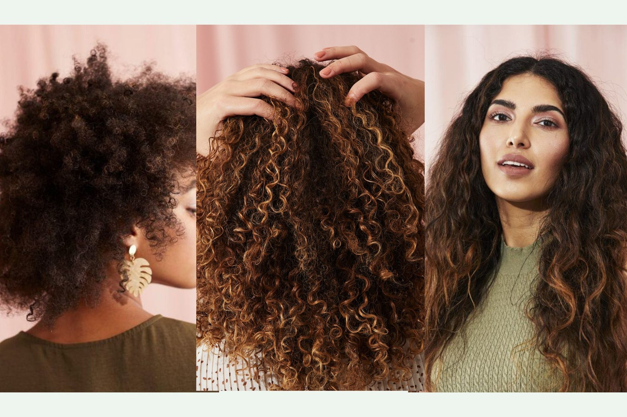 How to Figure Out Your Curl Type and Care for It | All Things Hair UK
