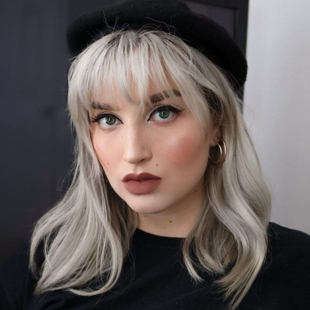 25 Best Wispy Bangs Styles You Have to See (2020 Update)